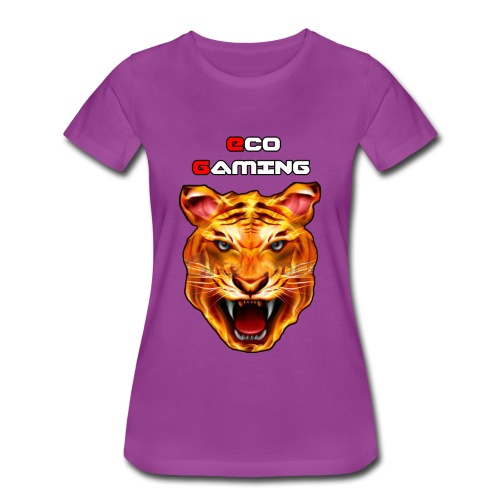 ECO TIGER WOMENS - Women's Premium T-Shirt