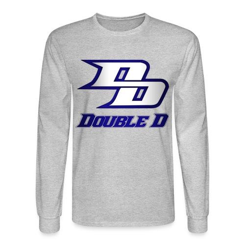 Double D Long Sleeve Shirt - Men's Long Sleeve T-Shirt