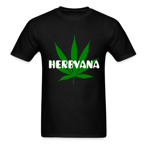 Herbvana Tshirt - Men's T-Shirt