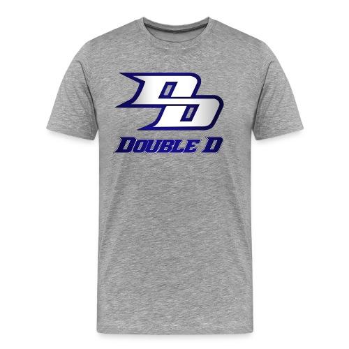 Premium Double D T-Shirt - Men's Premium T-Shirt
