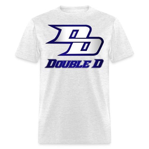 Regular Double D T-Shirt - Men's T-Shirt