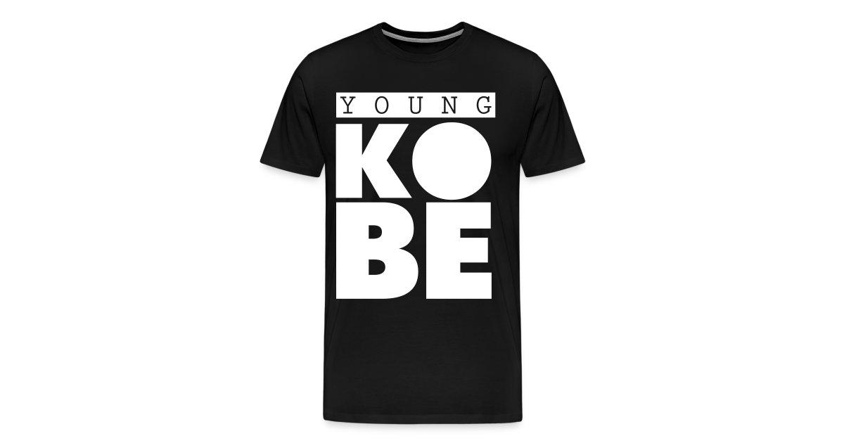online store eac77 f061d AllBlack Streetwear dope t-shirts sweatshirts crewneck and iphones cases |  Kobe Bryant legend Inspiration Tshirt - Mens Premium T-Shirt