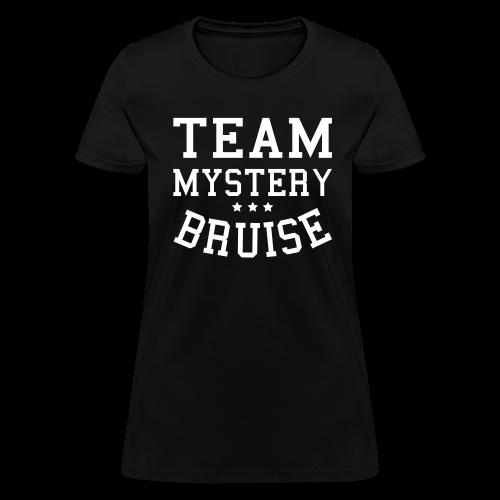 Team Mystery Bruise - Women's T-Shirt - Women's T-Shirt