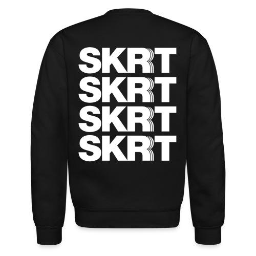xskrtskrt Sweatshirt - Crewneck Sweatshirt