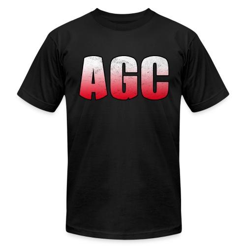 AGC Red Fade Shirt (Men) - Men's Fine Jersey T-Shirt