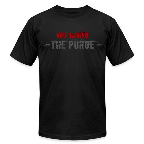 AGC Gaming Purge Shirt (Men) - Men's Fine Jersey T-Shirt