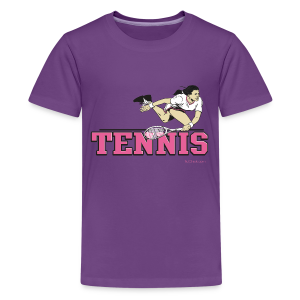 Tennis - Kid's t-shirt - Kids' Premium T-Shirt