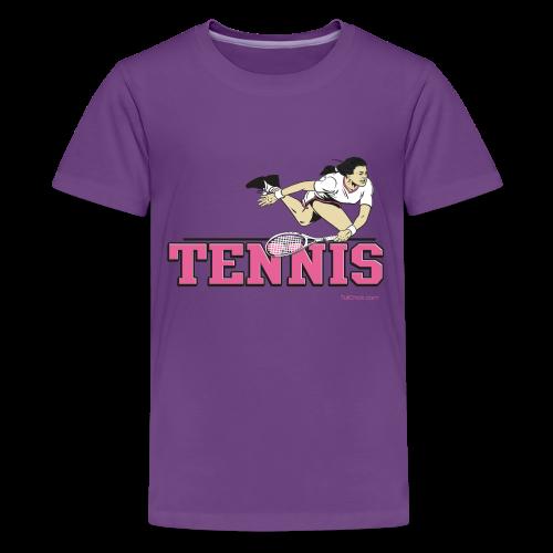 Tennis - Kid's t-shirt - Kids' Premium T-Shirt