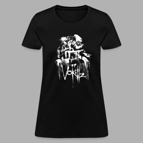 VoKillz Creature and Logo V5 - Women's - Women's T-Shirt