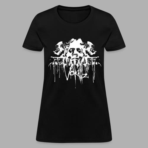 VoKillz Creature and Logo V7 - Women's - Women's T-Shirt