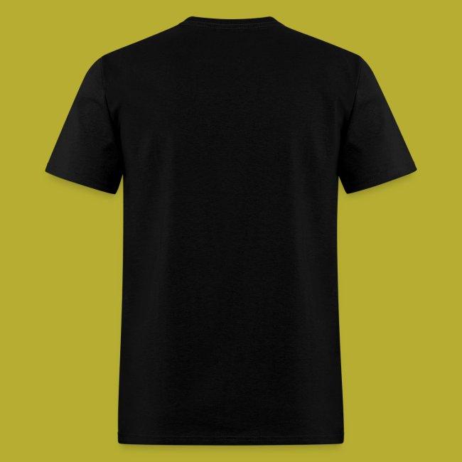 THK -MEOWGEDDABOUDIT! Men's  T-Shirt - FRONT