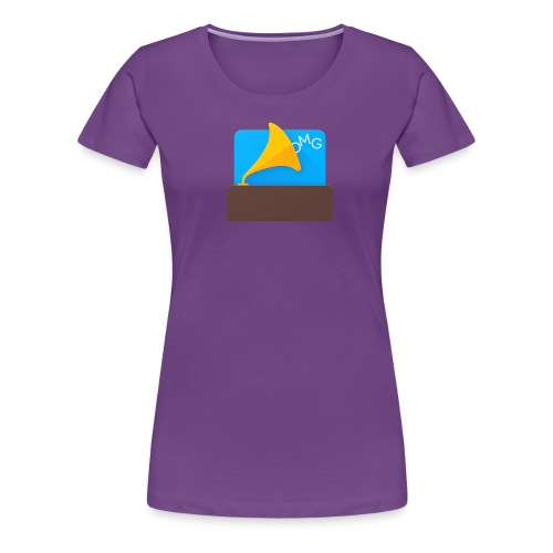 OMGSoundboard Women's Premium T-Shirt - Women's Premium T-Shirt