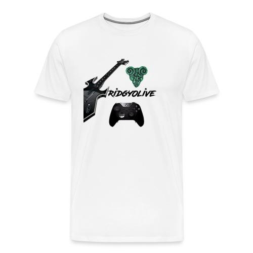 RidgyOlive tee - Men's Premium T-Shirt