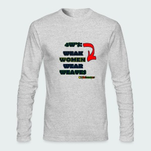 4W's - Men's Long Sleeve T-Shirt by Next Level