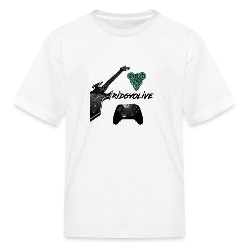 RidgyOlive tee - Kids' T-Shirt
