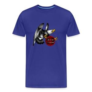 ECO EAGLE MENS - Men's Premium T-Shirt