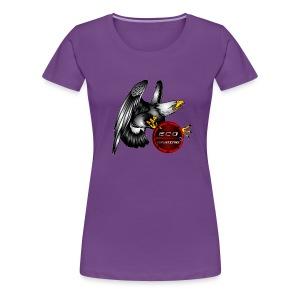 ECO EAGLE WOMENS - Women's Premium T-Shirt