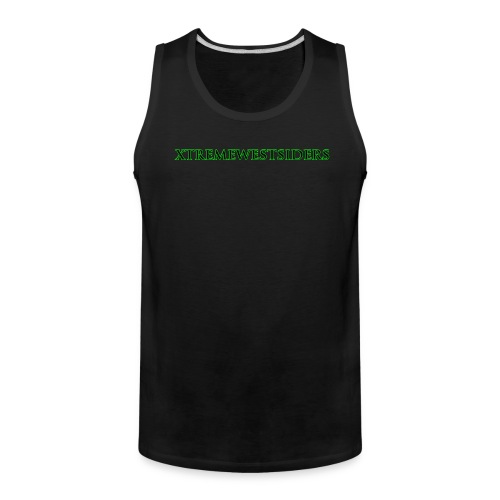 XWS Workout T - Men's Premium Tank