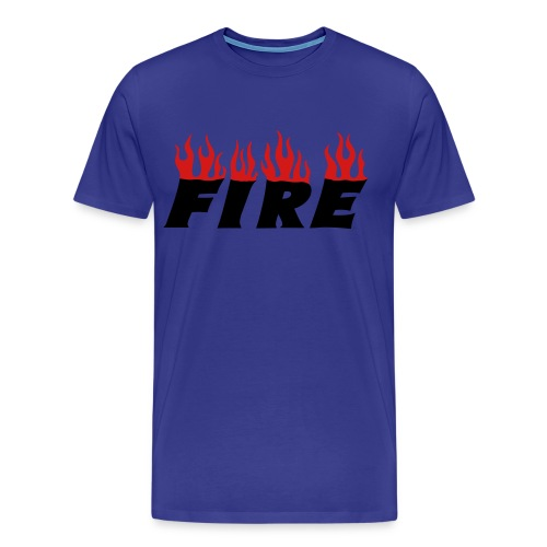 Fired up - Men's Premium T-Shirt