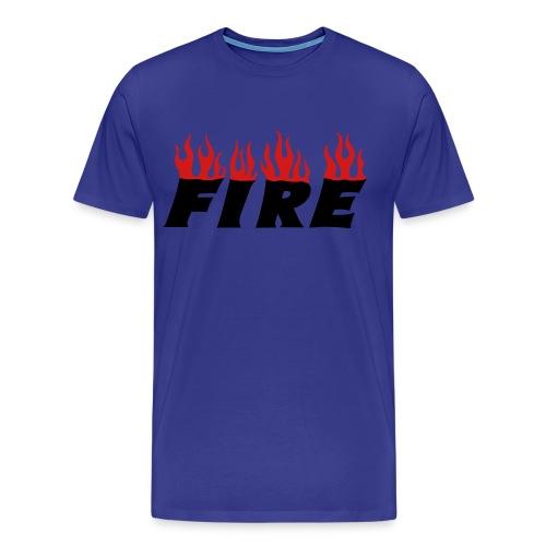 Fired up - Men's Premium T-Shirt