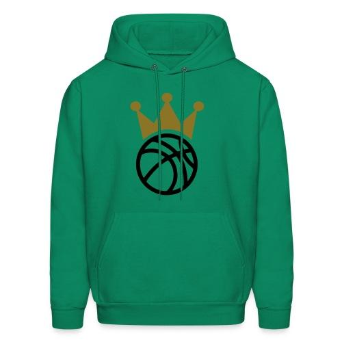 Men's Hoodie - Basketball