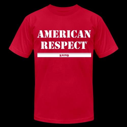 American Respect RD - Men's Fine Jersey T-Shirt