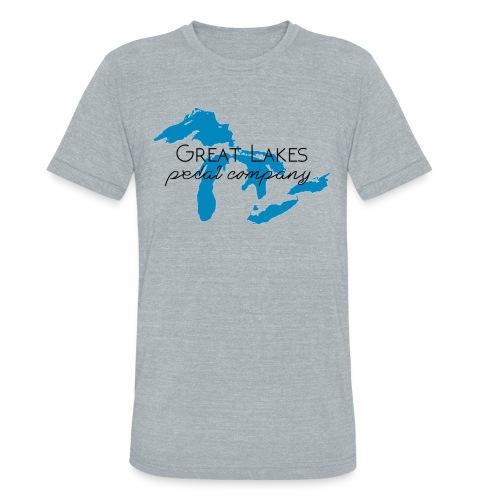 Classic Logo T-Shirt // Mens  - Unisex Tri-Blend T-Shirt