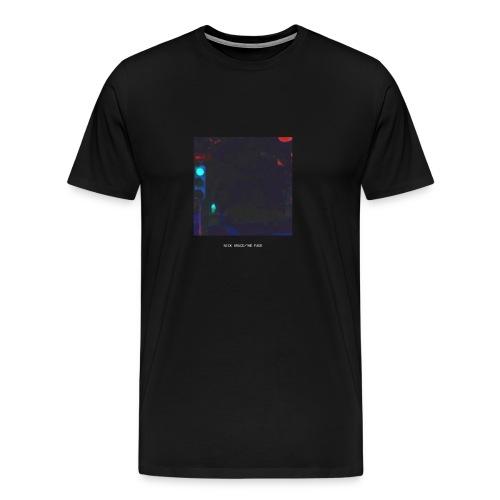 Black Men's Nick Grace/The Fade T-Shirt - Men's Premium T-Shirt