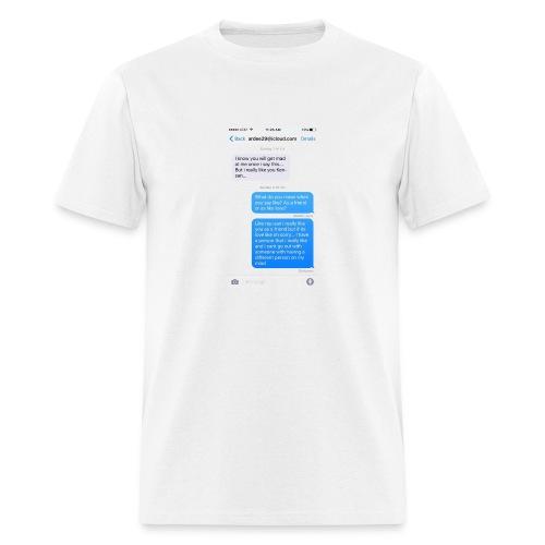 Love Letter Tee - Men's T-Shirt