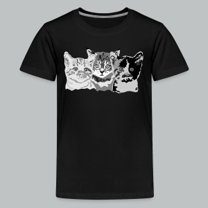 Kittens - Kid's - Kids' Premium T-Shirt
