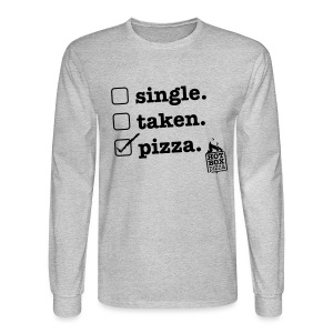 Relationship Status Crew - Men's Long Sleeve T-Shirt