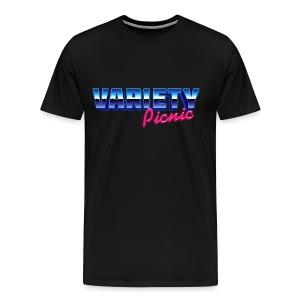 Variety Picnic - Retro Logo T-Shirt - Men's Premium T-Shirt