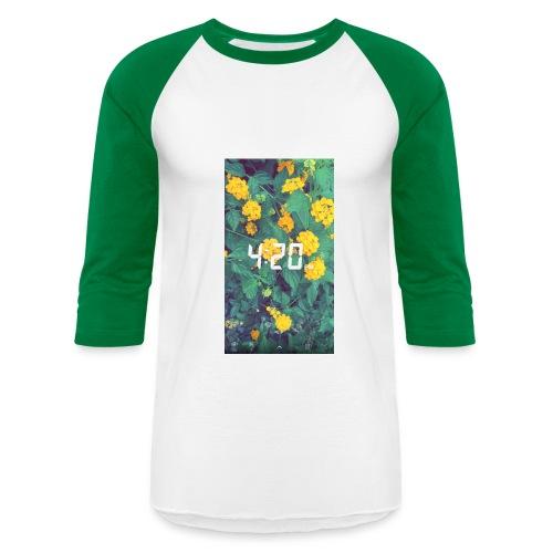 4:20pm Baseball Tee - Baseball T-Shirt