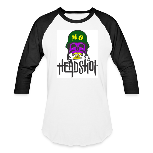 Misfit Zero- Headshot tee - Baseball T-Shirt