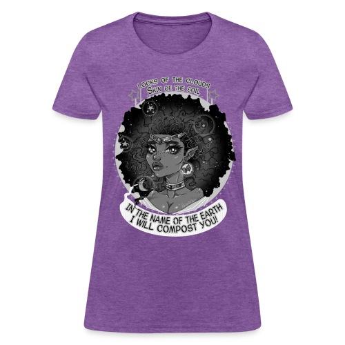 Sailor earth - Women's T-Shirt