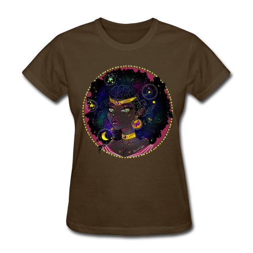 Sailor Kinky Galaxy  - Women's T-Shirt