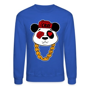 OLD SKOOL PANDA - Crewneck Sweatshirt