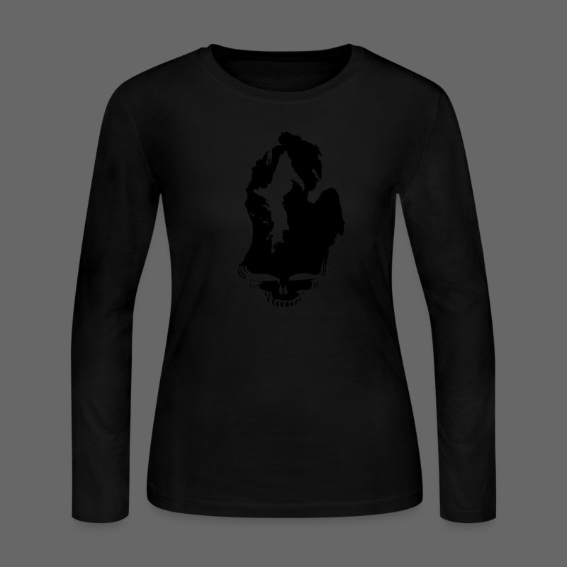 Steal Your Lake - Women's Long Sleeve Jersey T-Shirt