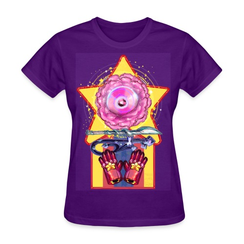 Crystal Powers - Women's T-Shirt