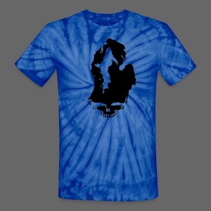 Steal Your Lake - Unisex Tie Dye T-Shirt
