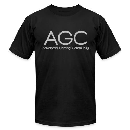 AGC Slick Logo (Men) - Men's Fine Jersey T-Shirt