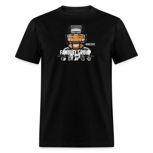 Denzell Mims FDG Tshirt - Men's T-Shirt