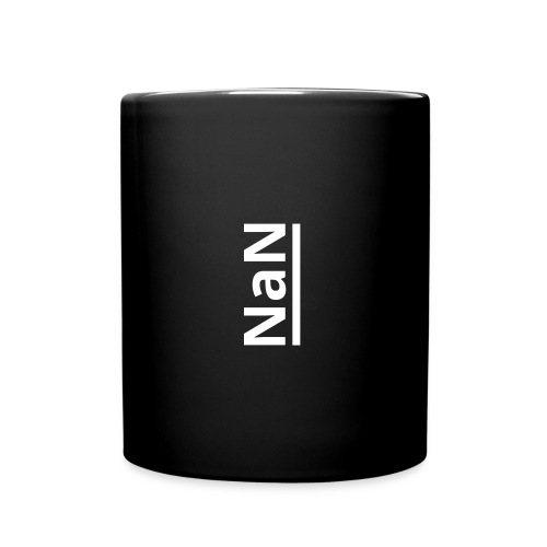 NaN (Not a Number) - Mug - Full Color Mug