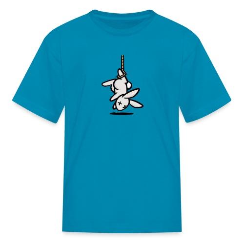 Ded Bunny Kid's Tee - Kids' T-Shirt