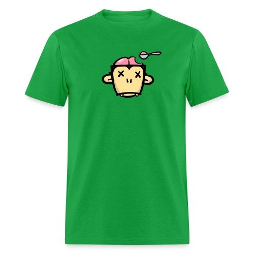 Monkey Brains Men's Tee - Men's T-Shirt