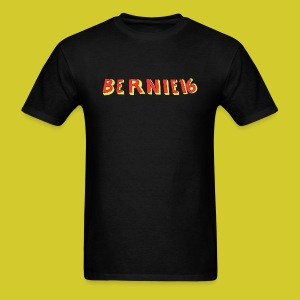 BERNIE16 (Black) - Men's T-Shirt