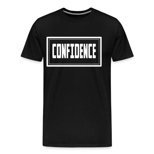 Confidence Men's Tee - Men's Premium T-Shirt