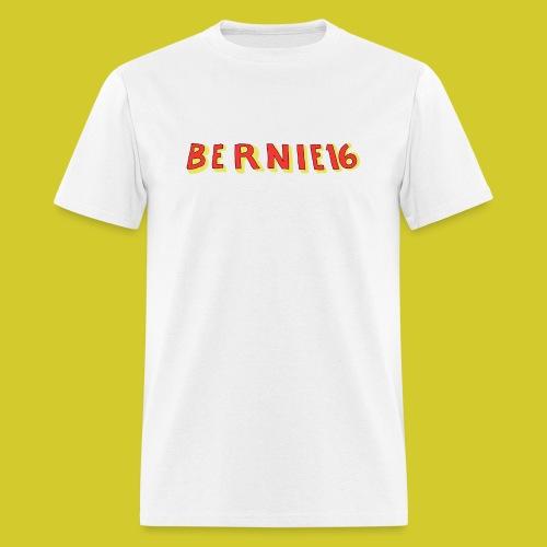 BERNIE16 (White) - Men's T-Shirt