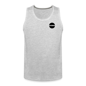 Sport Squash Men's Premium Tank Top by South Seas Tees - Men's Premium Tank