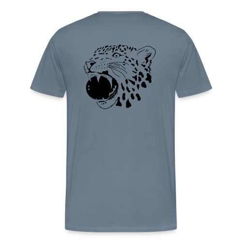 Sport Squash Men's Premium T-Shirt by South Seas Tees - Men's Premium T-Shirt